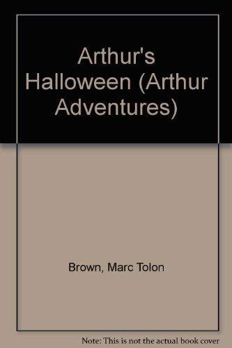 9780316115162 arthurs halloween arthur adventures