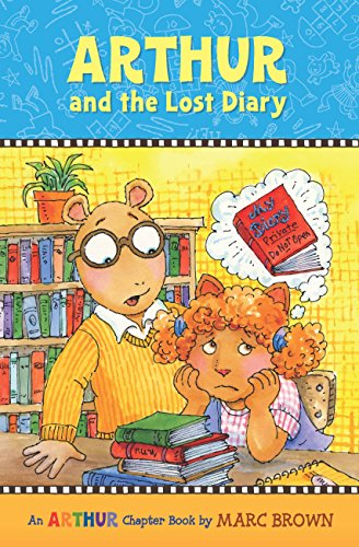Arthur and the Lost Diary: An Arthur Chapter Book (Arthur Chapter Books): Brown, Marc