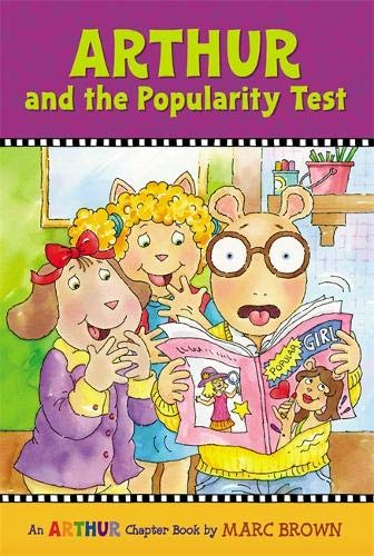 9780316115452: Arthur and the Popularity Test: An Arthur Chapter Book (Arthur Chapter Books)
