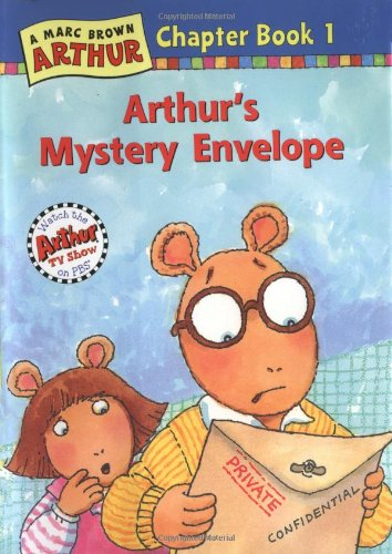 9780316115469: Arthur's Mystery Envelope: An Marc Brown Arthur Chapter Book #1 (Marc Brown Arthur Chapter Books)