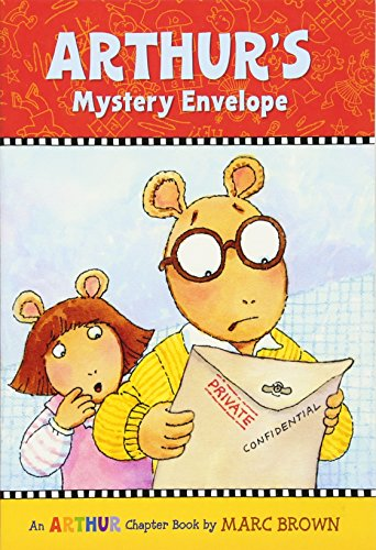 9780316115476: Arthur's Mystery Envelope: An Arthur Chapter Book (Marc Brown Arthur Chapter Books)