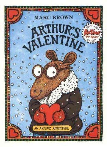 9780316115902: Arthur's Valentine