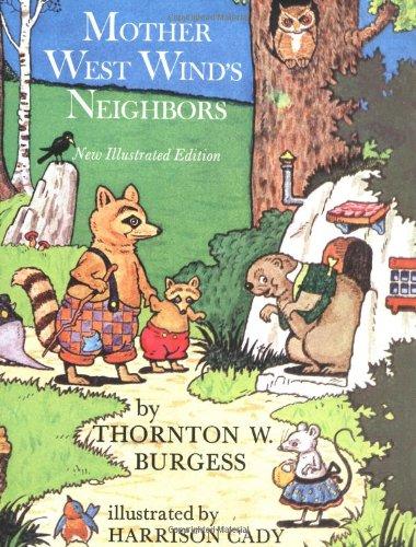 9780316116565: Mother West Wind's Neighbors
