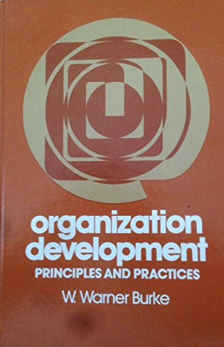 9780316116862: Organization Development: Principles and Practices