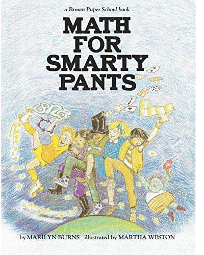 9780316117395: Math for Smarty Pants (Brown paper school books)