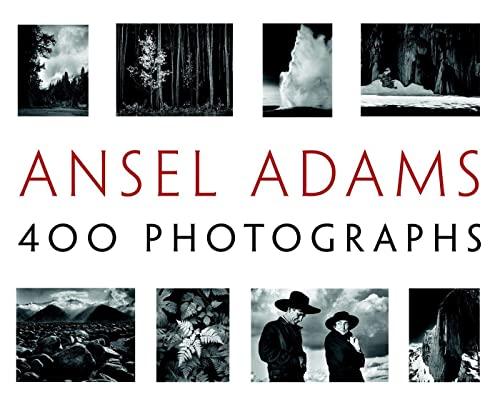9780316117722: Ansel Adams' 400 Photographs