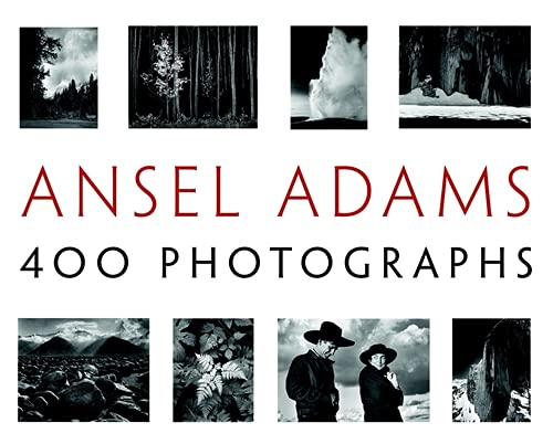 9780316117722: Ansel Adams' 400 Photographs