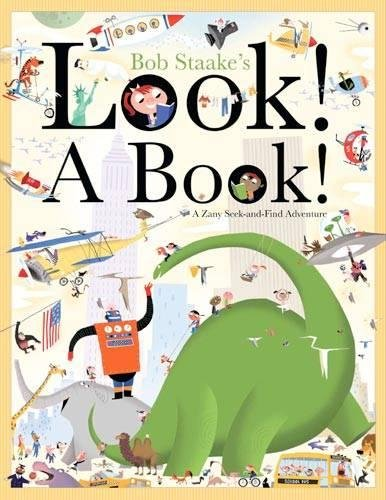 9780316118620: Look! A Book!