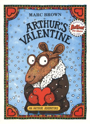 9780316118668: Arthur's Valentine [With Book] (Arthur Adventures)