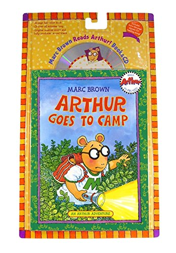 9780316118705: Arthur Goes to Camp: Book & CD (Arthur Adventures)