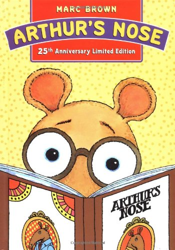 9780316118842: Arthur's Nose : 25th Anniversary Limited Edition