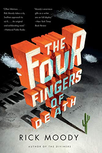 9780316118934: The Four Fingers of Death