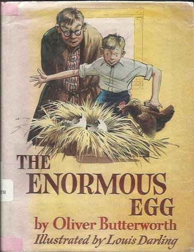 9780316119047: The Enormous Egg