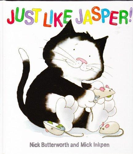 9780316119177: Just Like Jasper!