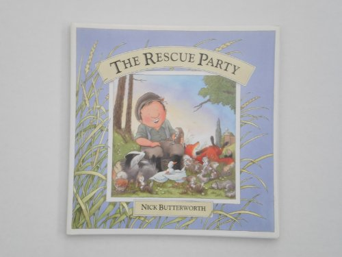 The Rescue Party (0316119237) by Butterworth, Nick