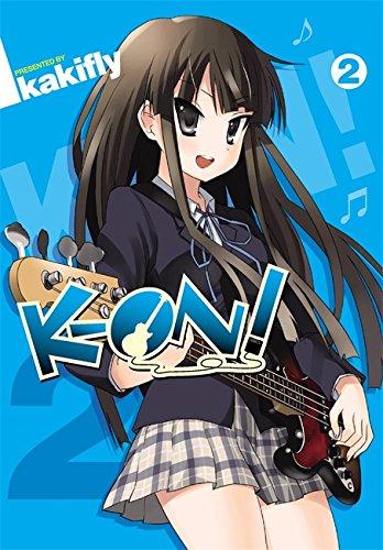 9780316119405: K-ON!, Vol. 2