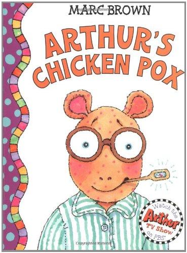 9780316119535: Arthur's Chicken Pox: An Arthur Adventure (Arthur Adventures)