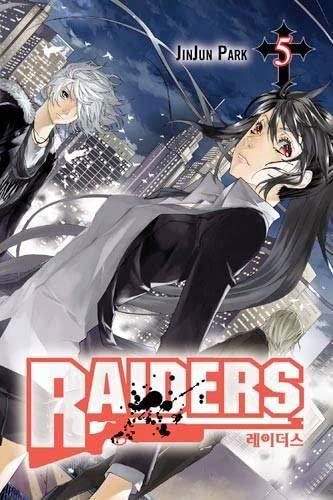 9780316119542: Raiders: Vol 5
