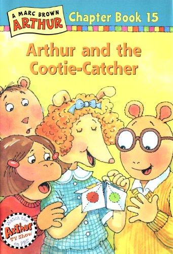 9780316119931 Arthur And The Cootie Catcher A Marc Brown Chapter Book 15