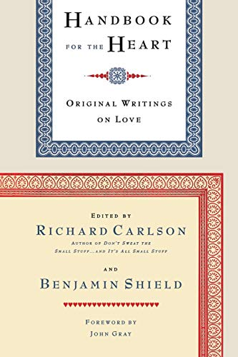 9780316120043: Handbook for the Heart: Original Writings on Love