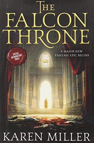 The Falcon Throne (Tarnished Crown): Miller, Karen