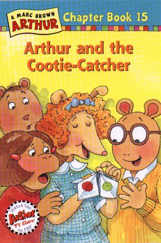 9780316120852: Arthur and the Cootie Catcher (Arthur Adventure)