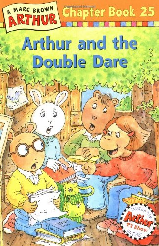 9780316120876: Arthur and the Double Dare