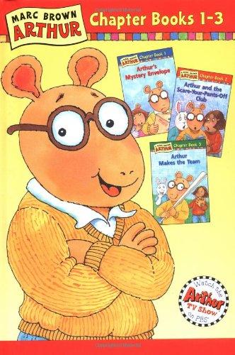 9780316120968: Arthur Chapter Books, Nos. 1-3