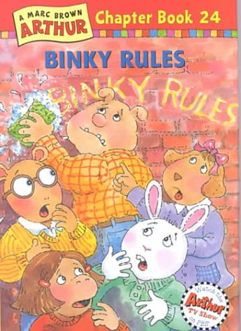 9780316121934: Binky Rules: A Marc Brown Arthur Chapter Book 24 (Marc Brown Arthur Chapter Books)