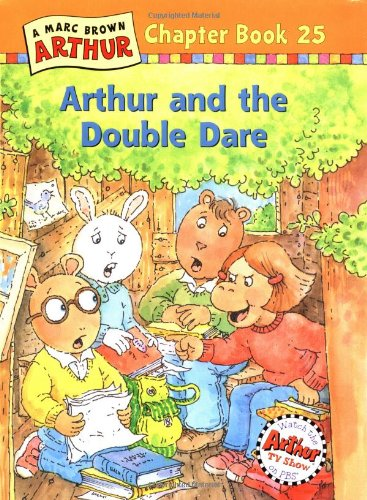 9780316122641: Arthur and the Double Dare