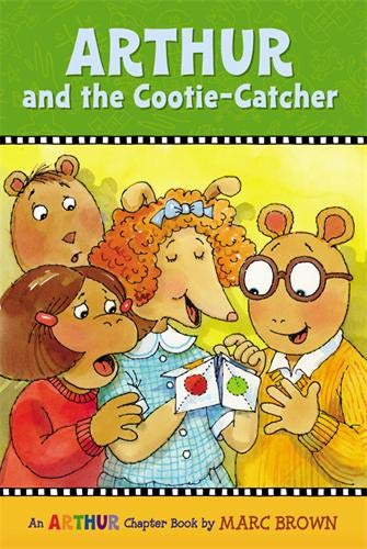 9780316122665: Arthur And The Cootie-Catcher