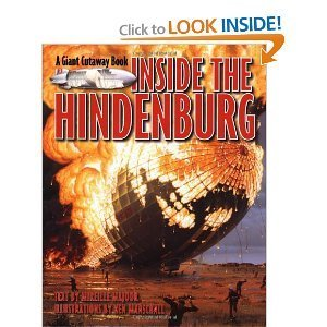 9780316123228: Inside the Hindenburg