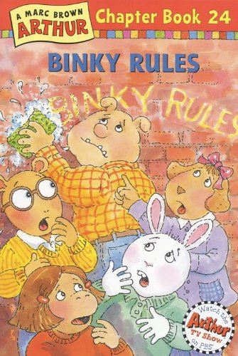9780316123334: Binky Rules: A Marc Brown Arthur Chapter Book 24 (Arthur Chapter Books)