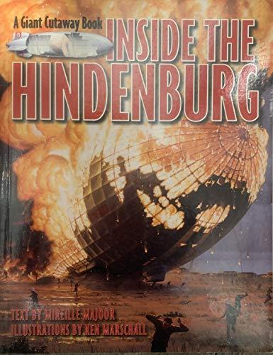 9780316123549: Inside the Hindenburg (A Giant Cutaway Book)