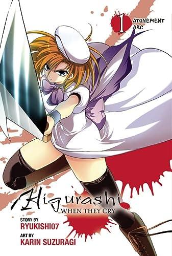 9780316123846: Higurashi When They Cry: Atonement Arc, Vol 1