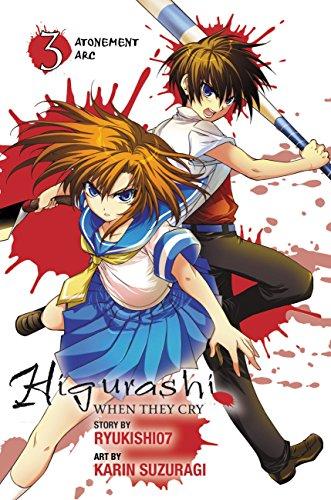 9780316123877: Higurashi When They Cry: Atonement Arc, Vol 3