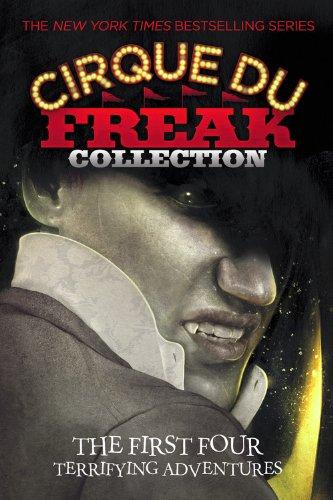 The Cirque Du Freak Collection: Shan, Darren