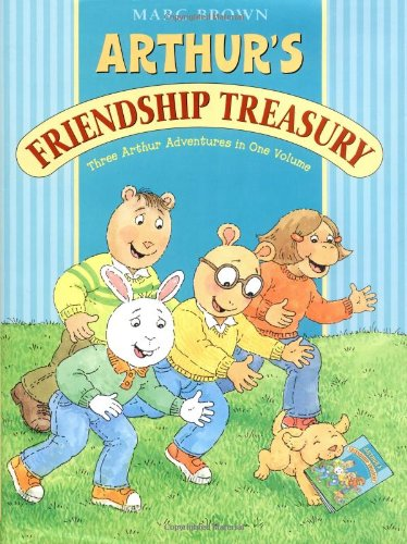 Arthur's Friendship Treasury: Brown, Marc Tolon;Brown, Marc
