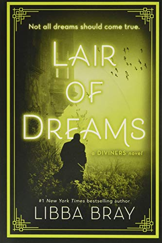 9780316126038: Lair of Dreams: A Diviners Novel