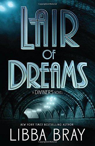 9780316126045: Lair of Dreams: A Diviners Novel