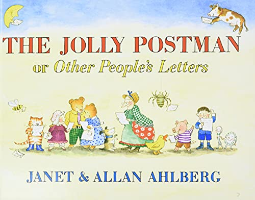 9780316126441: The Jolly Postman: Or Other People's Letters