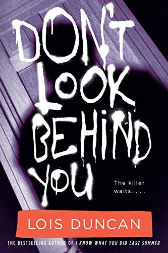 9780316126588: Don't Look Behind You
