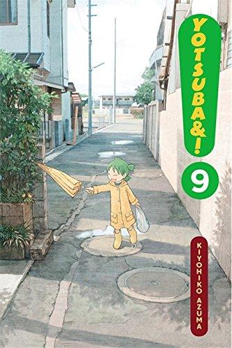 9780316126793: Yotsuba&! Vol 9