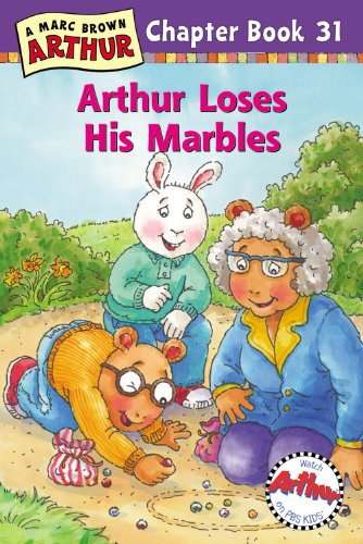9780316127110: Arthur Loses His Marbles: A Marc Brown Arthur Chapter Book 31 (Arthur Chapter Book Series)