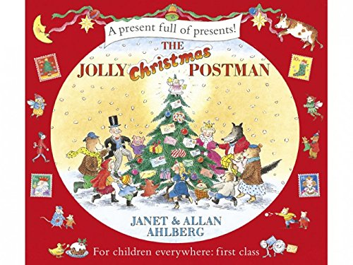 9780316127158: The Jolly Christmas Postman