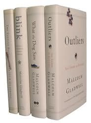 9780316128018: Malcolm Gladwell Collection