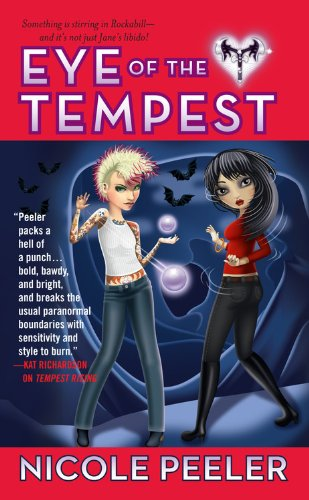 9780316128087: Eye of the Tempest (Jane True, Book 4)