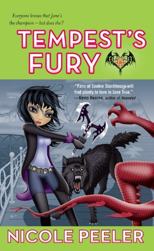 9780316128117: Tempest's Fury (Jane True)