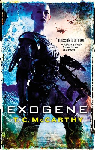 9780316128155: Exogene (The Subterrene War)
