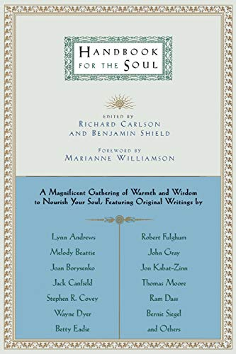 9780316128223: Handbook for the Soul